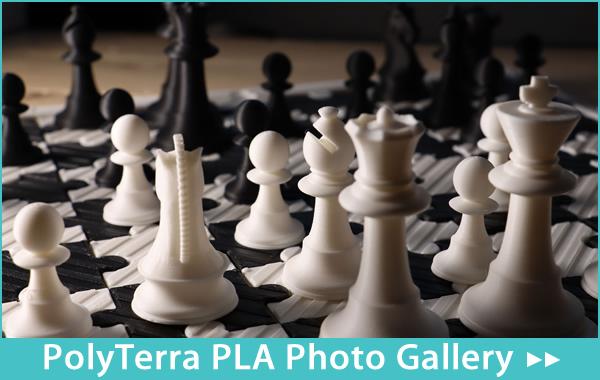 PolyTerra PLA Photo Gallery